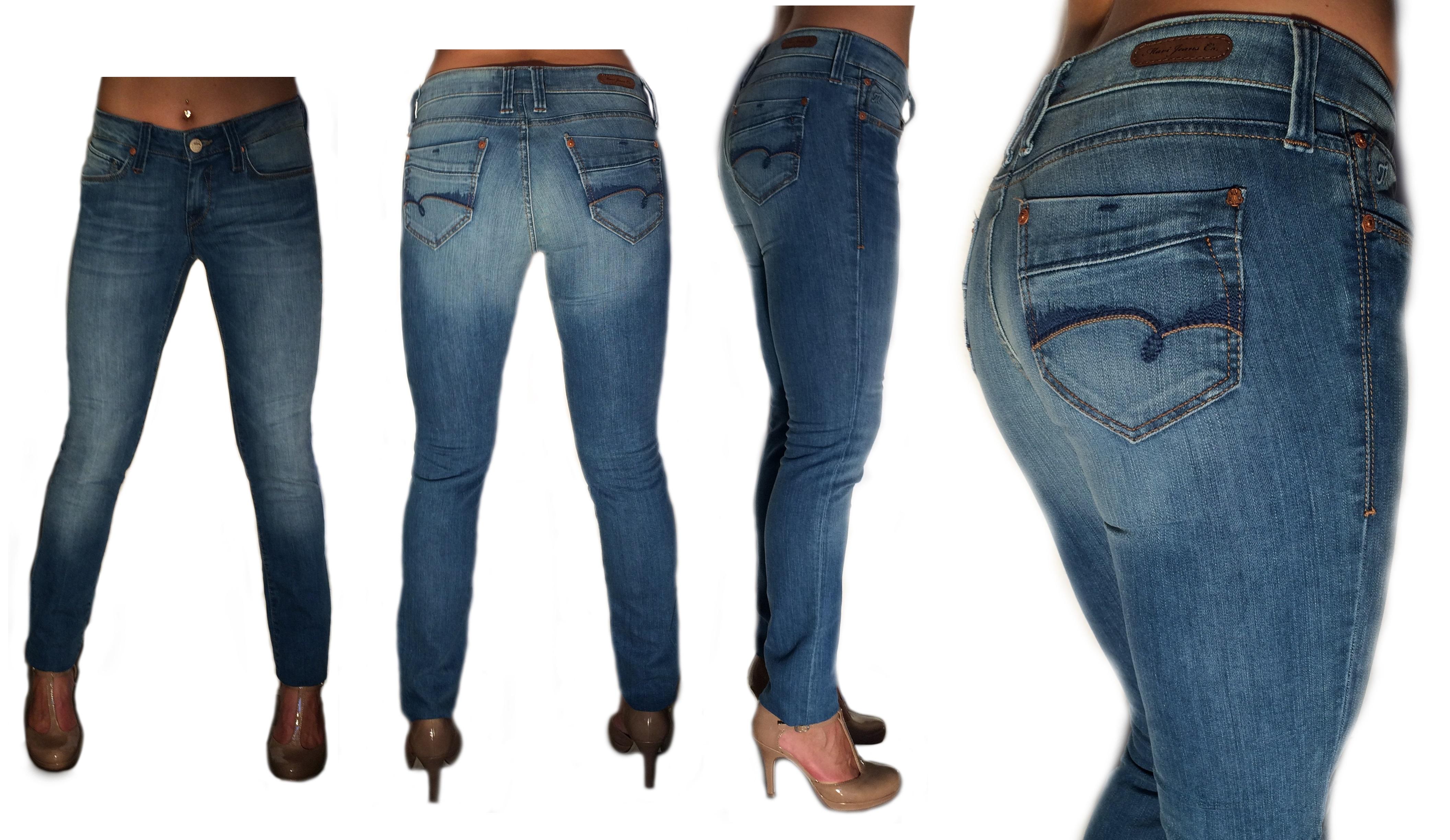 mavi damen skinny jeans lindy gr 27 32 stretch low rise. Black Bedroom Furniture Sets. Home Design Ideas