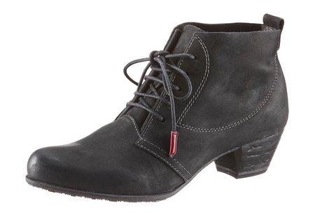 tamaris ankle boot nubukleder gr 37 stiefel schuh. Black Bedroom Furniture Sets. Home Design Ideas